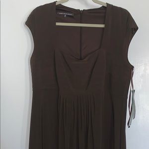 Brown Dress